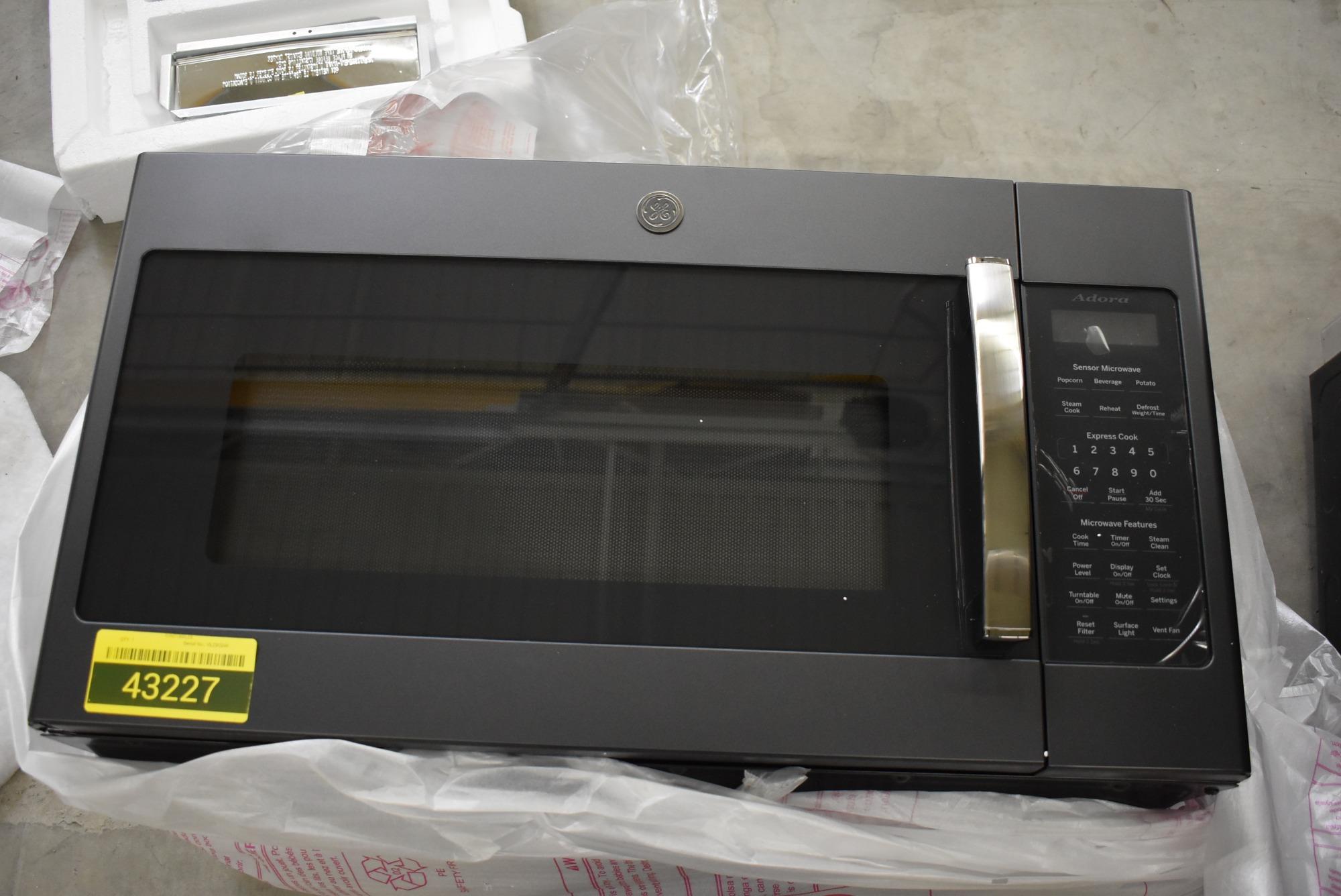 GE Adora  DVM7195FLDS 30
