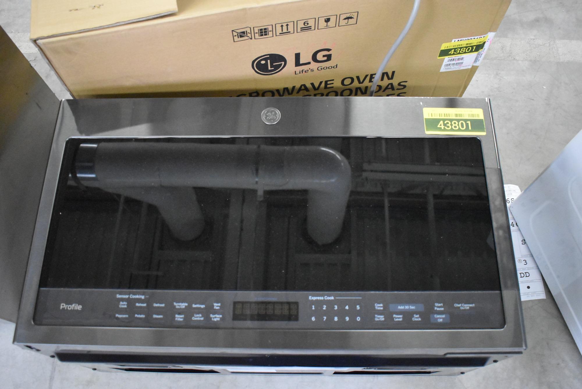 GE PVM9005BLTS 30