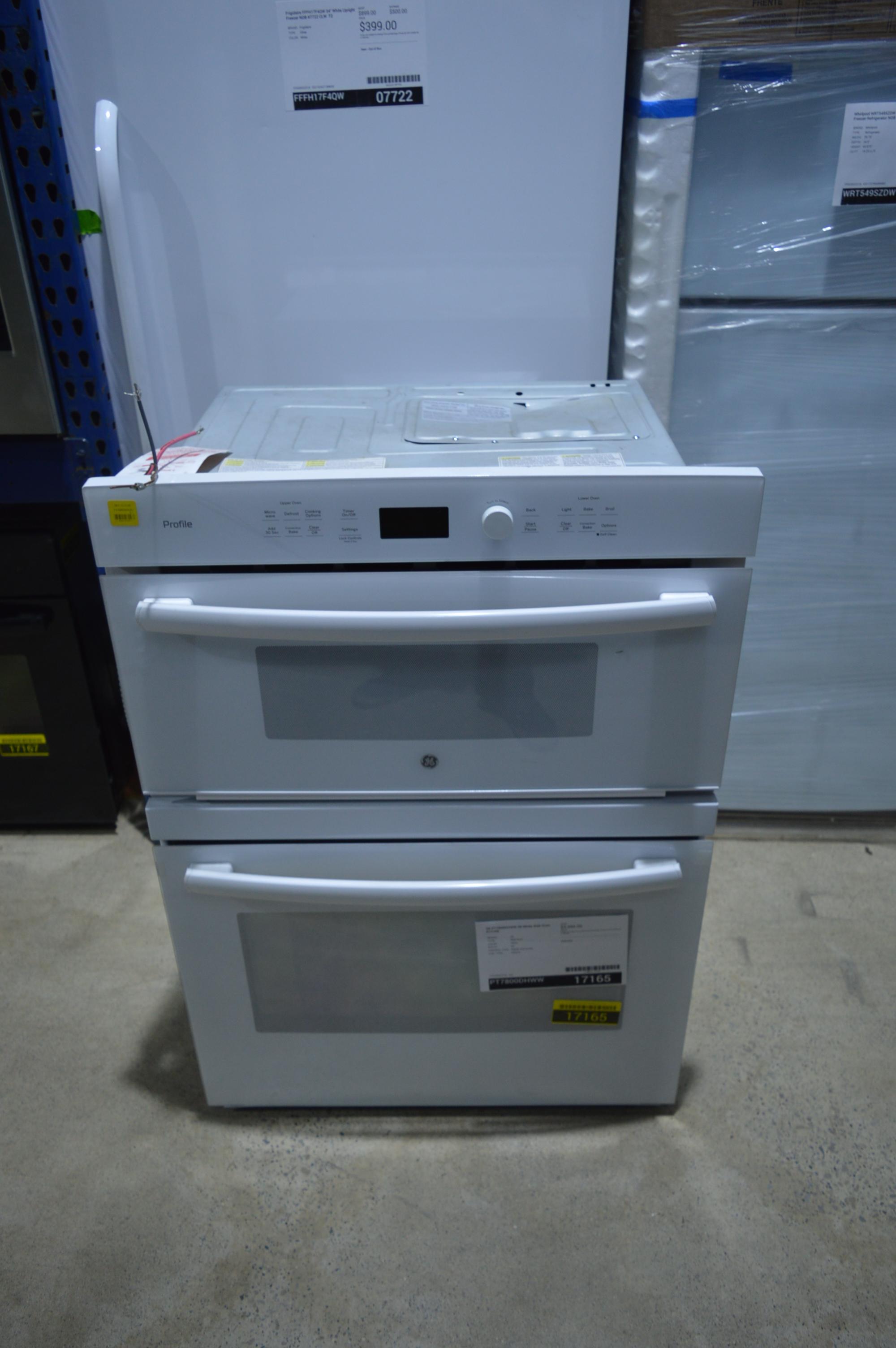 GE PT7800DHWW 30