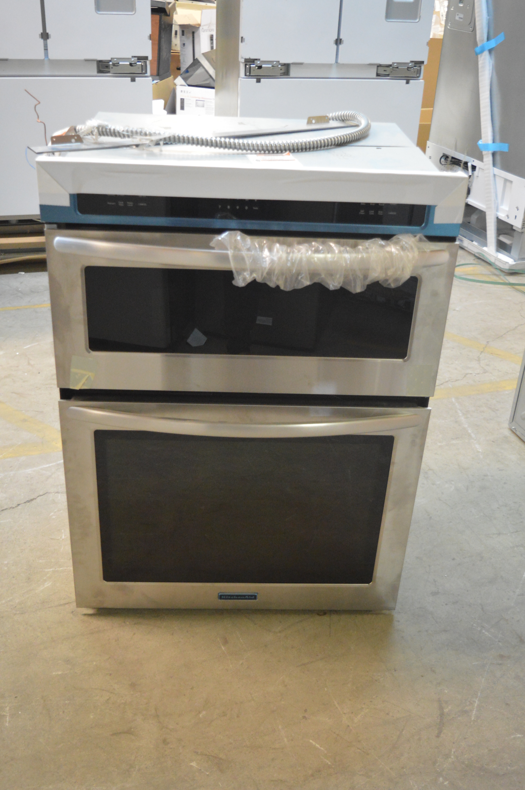 simple kitchenaid superba electric range i got this new stove 1500