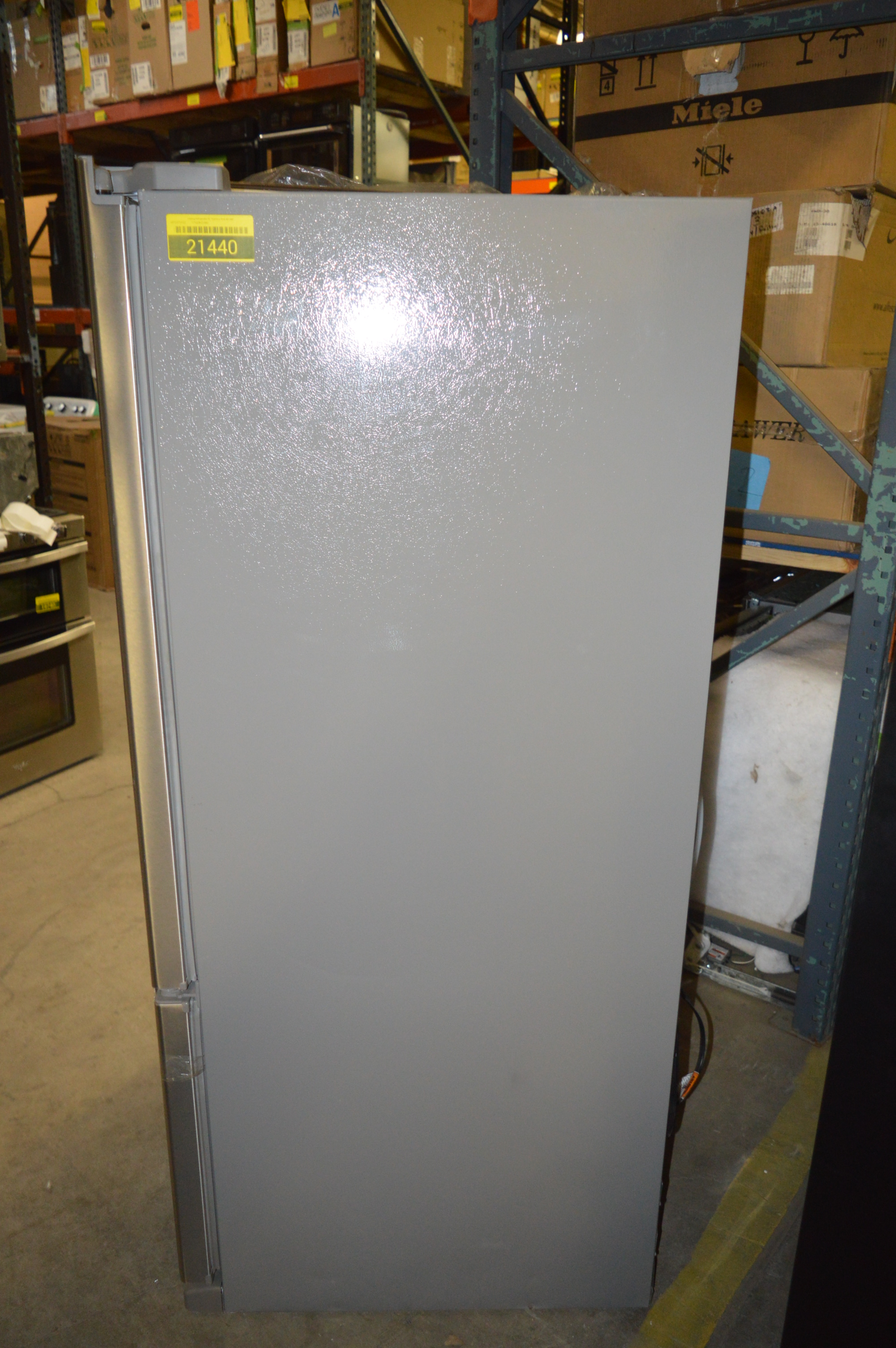maytag mfifez  stainless french door refrigerator