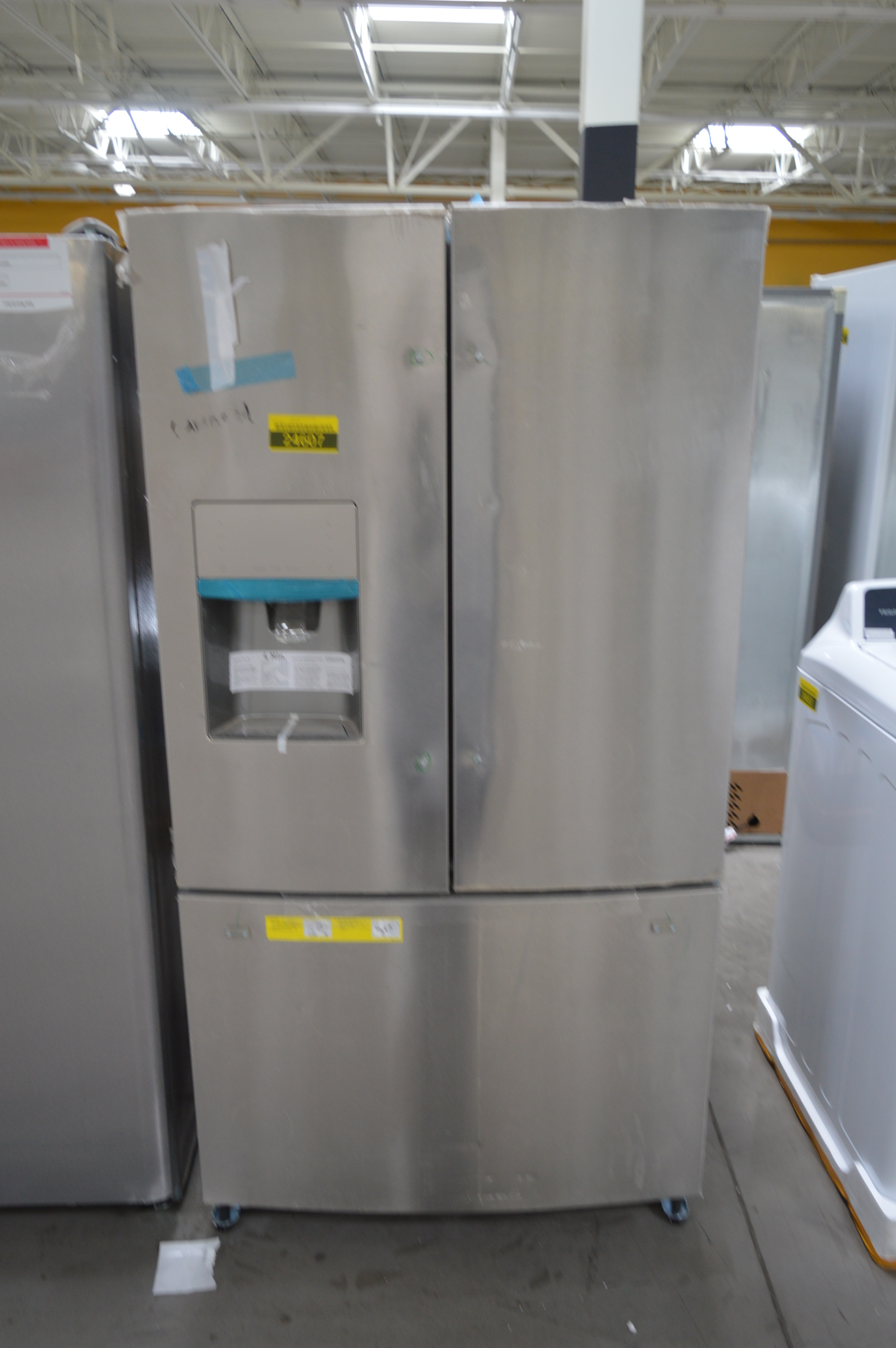 Frigdaire Ffhb2750ts 36 Quot Stainless French Door