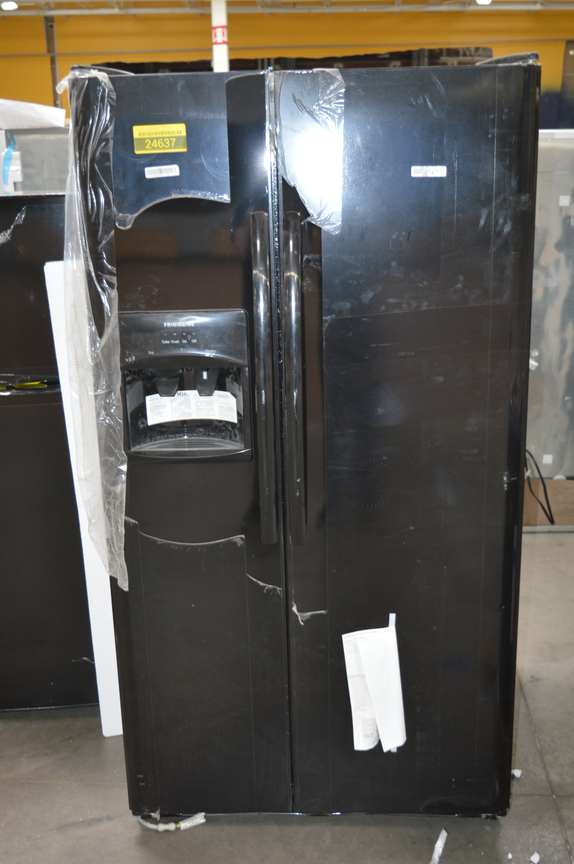 Frigidaire Ffss2615te 36 Quot Stainless Side By Side