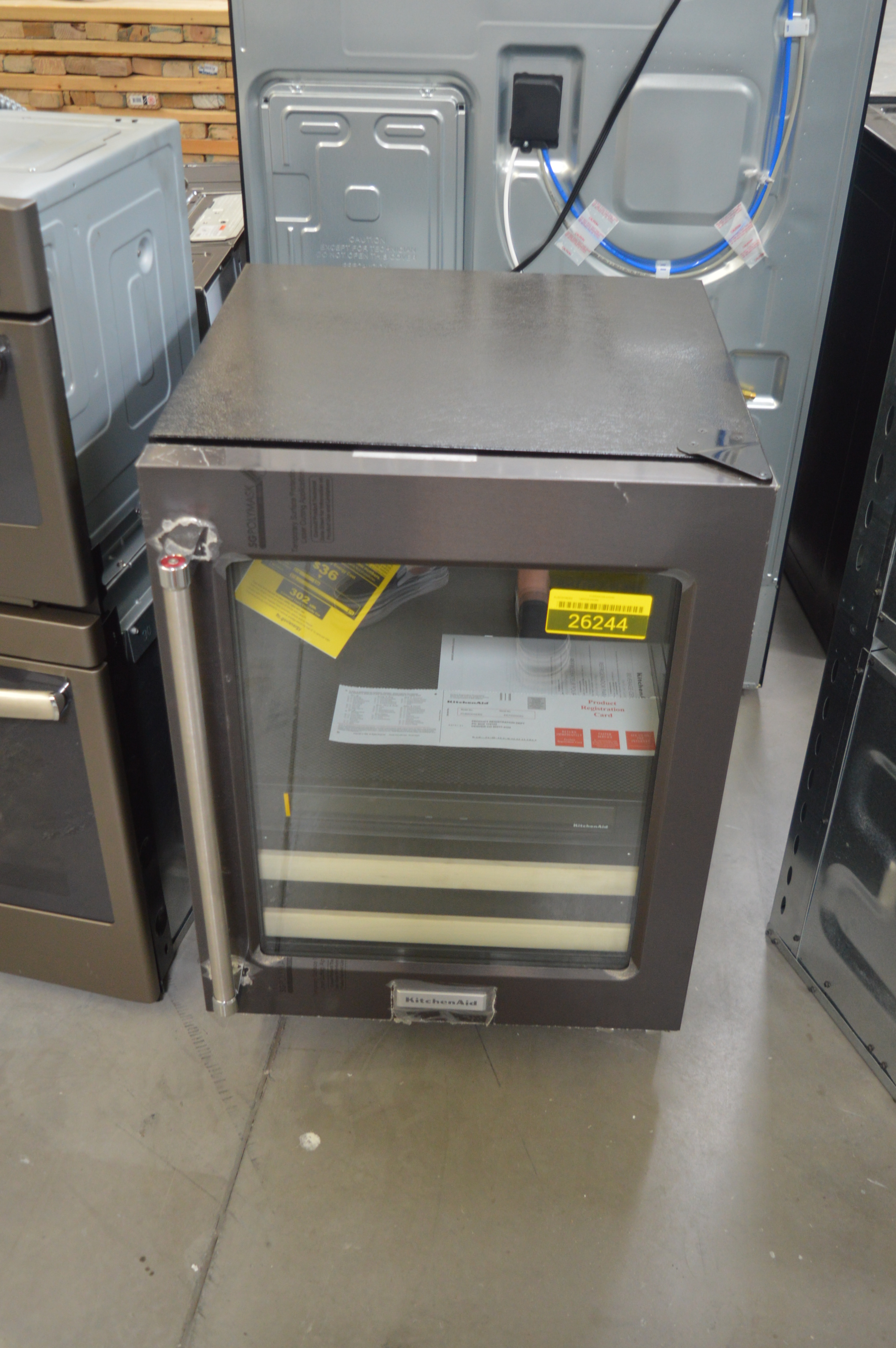 KitchenAid KUBR304EBS 24